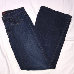 Seven For All Mankind Jeans Flare Size 30
